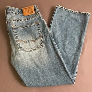 AEO Men's Jeans Low Rise Boot 31x30